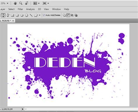 tutorial membuat logo nama tutorial membuat logo nama keren sticker di photoshop