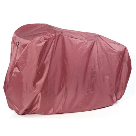 waterproof bicycle bike cover dust snow sun cover