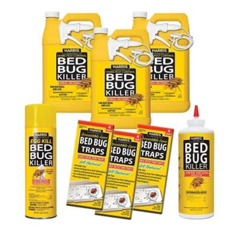 harris bed bug commercial kit bbkit bizvp the home depot