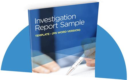 sexual harassment investigation report template investigation report sle i sight