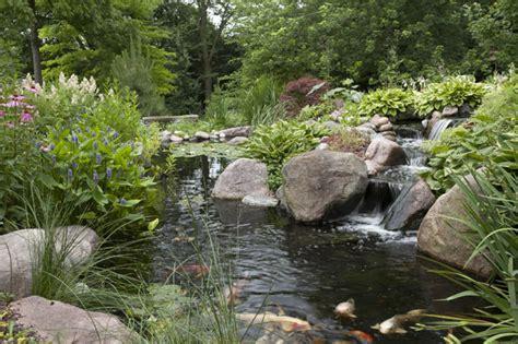 Aquascape Pond by Designing Your Pond Aquascape Inc
