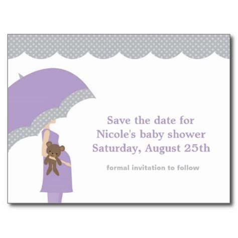 Save The Date Ideas For Baby Shower by Best 25 Umbrella Baby Shower Ideas On April
