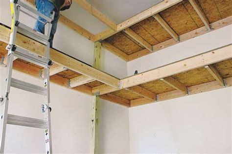 diy garage wall shelves garage shelving diy garage