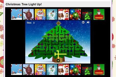 christmas tree light up game 29 free online christmas games that the kids will love