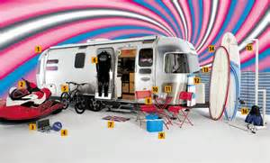 The Magic Bus The Most Luxurious Caravan You Ll Ever Lay