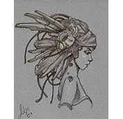 Steampunk Sketch  Drawing Images