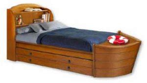 twin boat bed children s twin boat bed with trundle bed project plans
