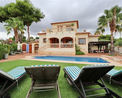 villas for sale moraira villas for sale in el portet moraira spain