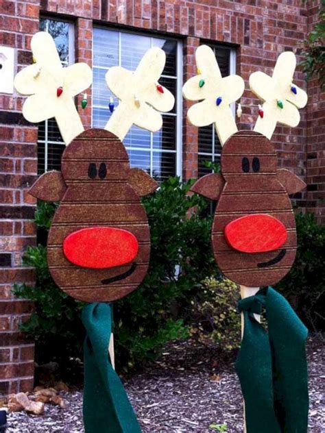 24 diy tips and tricks christmas decor outdoors for a