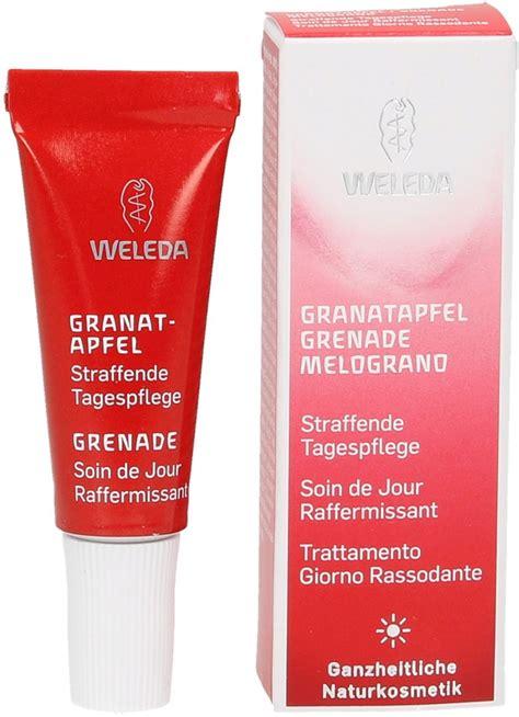 Weleda Granatapfel Straffende Tagespflege 17 by Weleda Granatapfel Straffende Tagespflege Mini 7 Ml