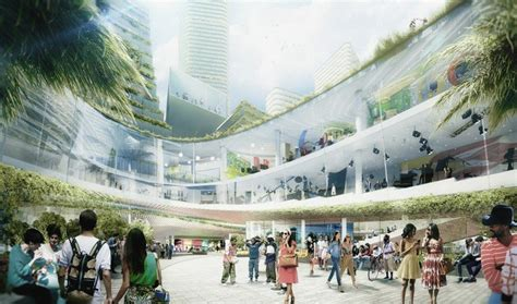 miami innovation district  shop architects  west