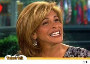 what does hoda kotb use on her hair oltre 1000 idee su hoda kotb su pinterest natalie