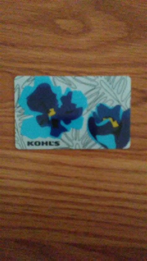 Check Kohl S Gift Card - letgo kohls gift card in east missoula mt