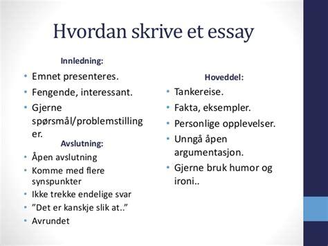 Hvad Er Et Essay by Essay Emilieoj