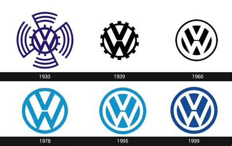 original volkswagen logo qu 233 significa el logo de volkswagen autocasi 243 n