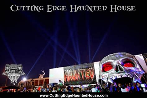 cutting edge haunted house haunts