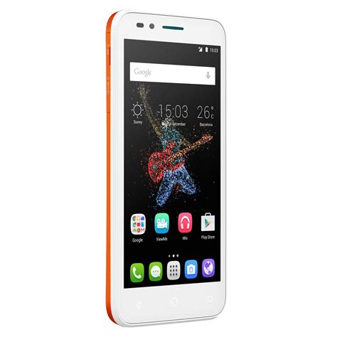 mobile orange alcatel go play orange mobile smartphone alcatel sur