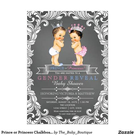 Baby Shower Boutique by 145 Best Gender Reveal Invitations Ideas Images On