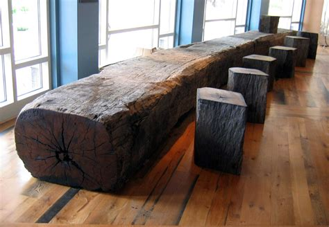 Longleaf Lumber   Salvaged Live Oak