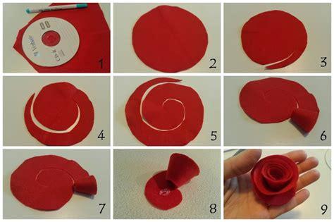 fiori in pannolenci tutorial ghirlanda natalizia con fiori in pannolenci tutorial in