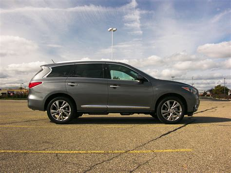 2015 infiniti qx60 technology 2015 infiniti qx60 review weighing its potential against