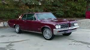 Original Pontiac Gto All Original 1964 Pontiac Gto