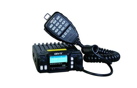 radio mobile qyt kt 7900d band mini mobile radio specs ham