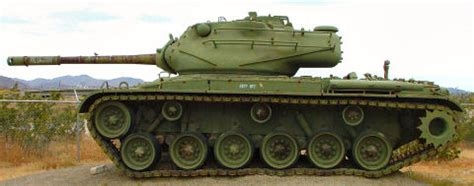 Paint At Home m47 patton tank