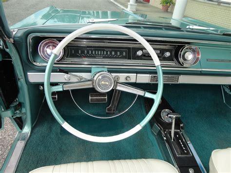 1965 Impala Interior by 1965 Chevrolet Impala V 8 Convertible Classic