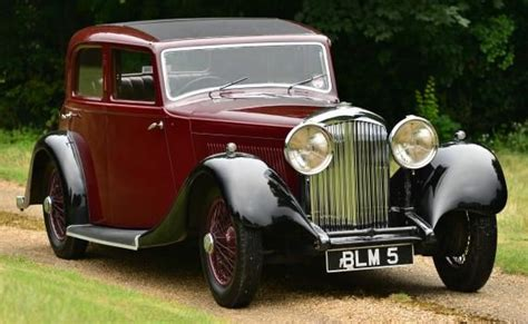 bentley derby 1934 derby bentley park ward maintenance restoration of