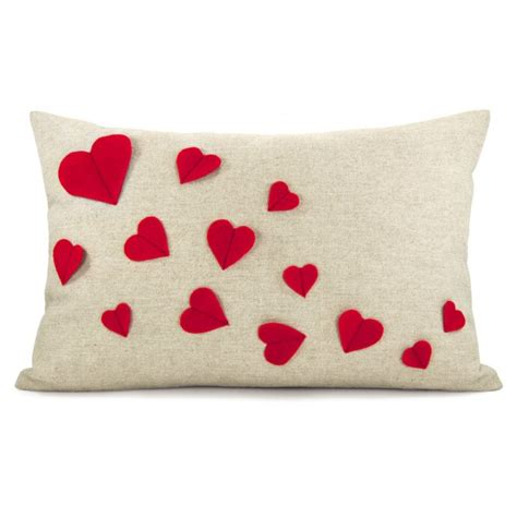 Valentines Day Pillows by 20 Charming Handmade S Day Pillow Designs