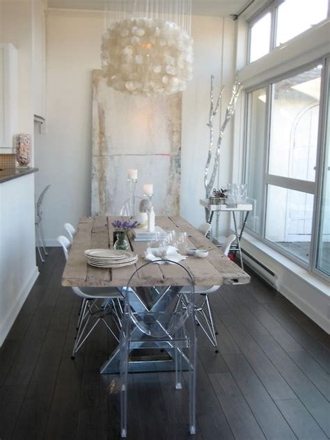 Metal Dining Room Chairs by 10 Id 233 Es Pour Am 233 Nager Sa Salle 224 Manger Partie 2