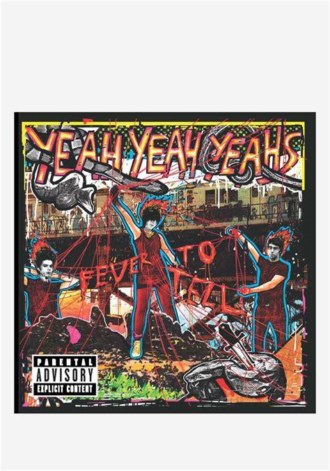 Hoodie Sweater Yeah Yeah Yeahs Cloth yeah yeah yeahs fever to tell lp vinyl newbury comics
