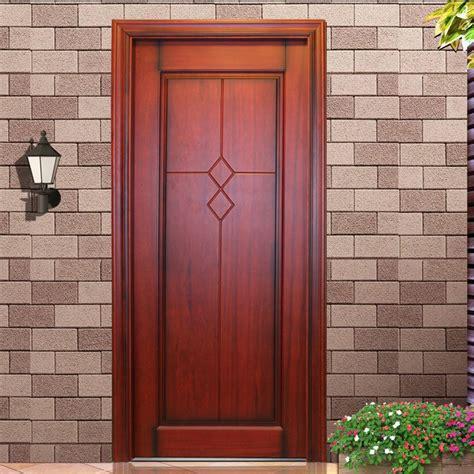 100 original de madeira de cerejeira portas de madeira
