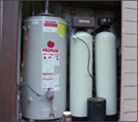 how to eliminate water heater odors residential well