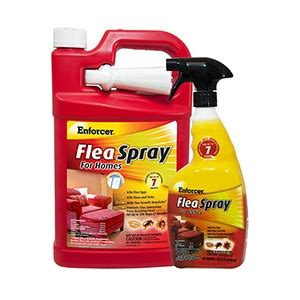enforcer 174 flea spray for homes barn feed and supply
