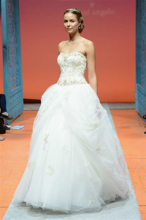 The 2016 Disney Fairy Tale Weddings Collection by Alfred Angelo   Mom Fabulous
