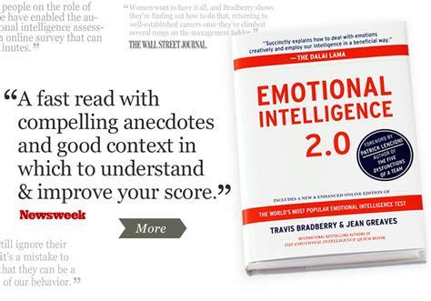 Emotional Intelligence 2 0 emotional intelligence 2 0 book www pixshark