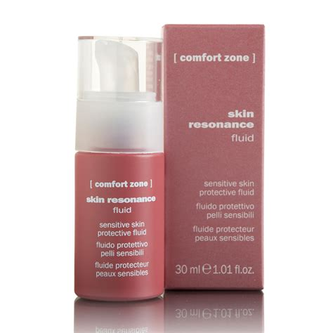 comfort zone products comfort zone skin resonance fluid 30ml feelunique