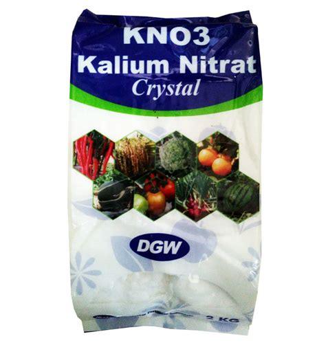 Pupuk Kalium Nitrate pupuk pertanian tanaman kno3 kalium nitrat dgw 2kg