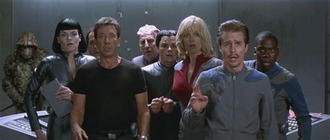 by grabthars hammer galaxy quest to become tv show by grabthar s hammer sci fi cult hit galaxy quest being