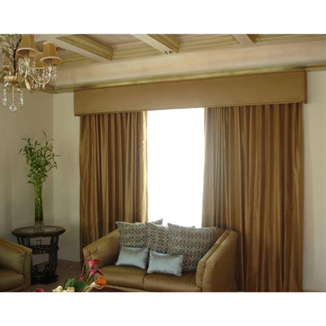 cortina de madera cortina con cenefa de madera jomi contratistas