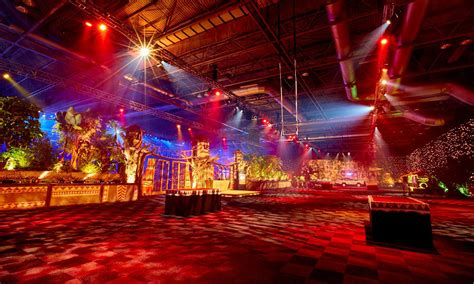 themed xmas party nights office christmas the roundhouse derby shared