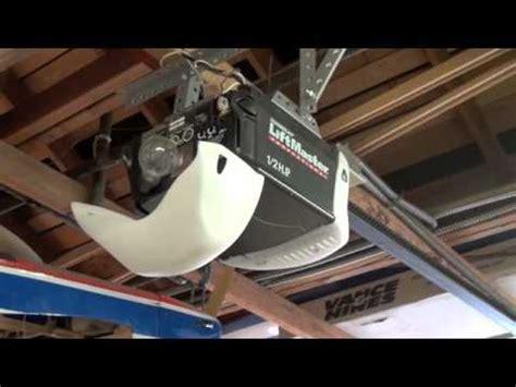 craftsman garage door opener learn button