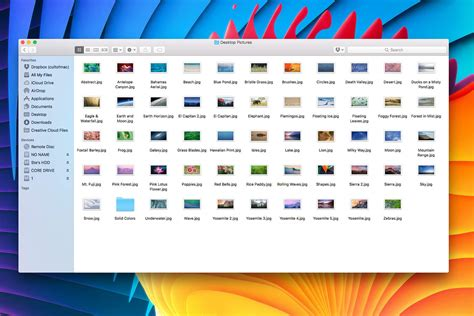 change mac wallpaper how to find and change apple s default wallpaper on macos