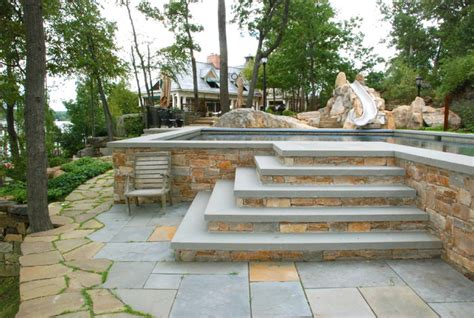 outside steps outdoor steps and patios craftsman patio new york