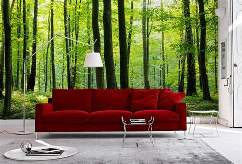 enchanted forest wall mural5 mural design ideas