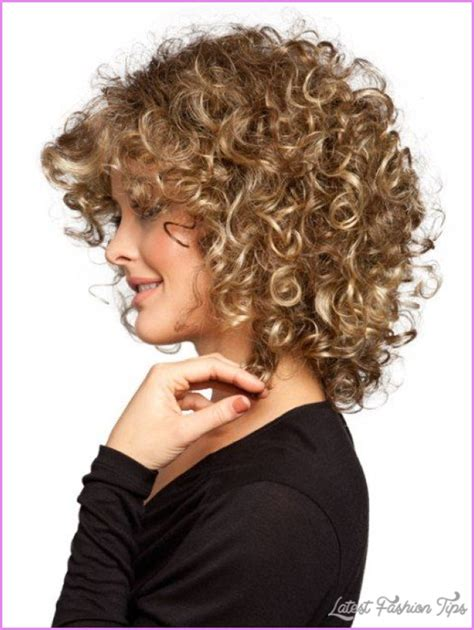 wavy perms for women over 50 photos short curly perms for women over 50 hairstylegalleries com