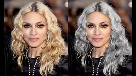 type 3 and gray hair going from brown to gray hair dark brown hairs of types of