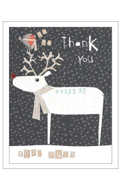 Christmas Thank You Cards from Karenza Paperie Collection